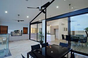 Recent patio renovation in Cairns