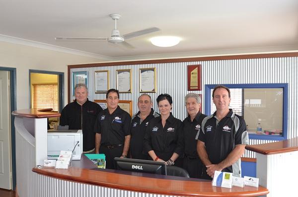 All Seasons Home Improvements - Staff group photo