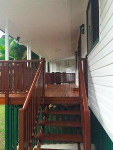 Patio Deck Extension